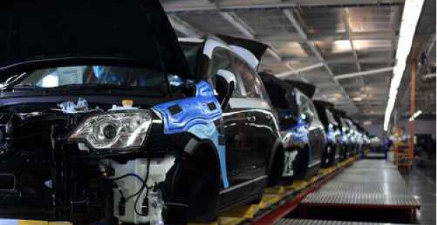 Automobile industry image